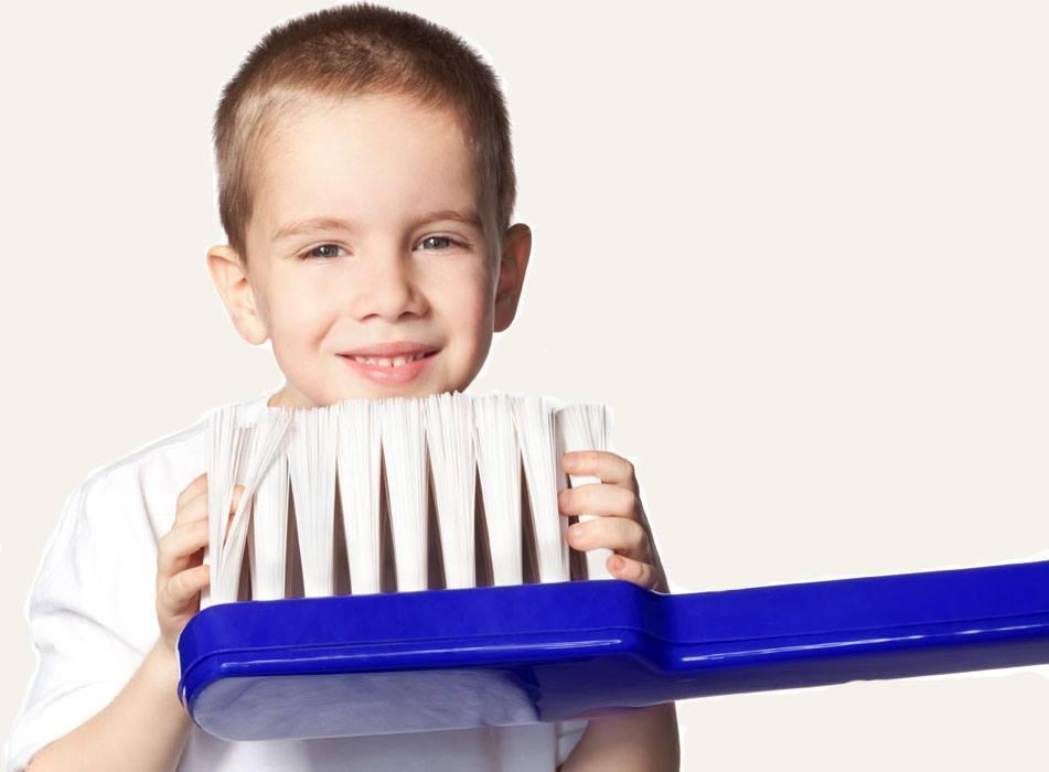 Берегите зубы с 0 до 7 лет. Руководство для родителей