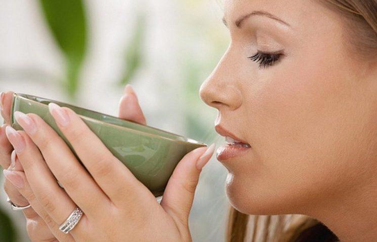Чай вреден для зубов